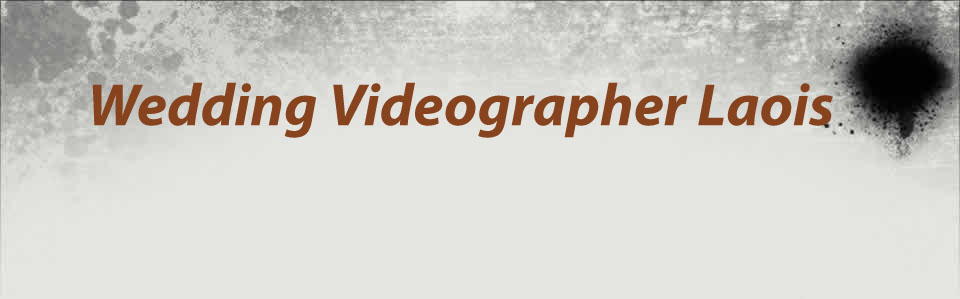 Wedding Videographer Laois Offaly Tipperary logo